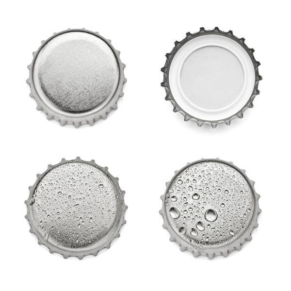 Metalak Silver Size 8001